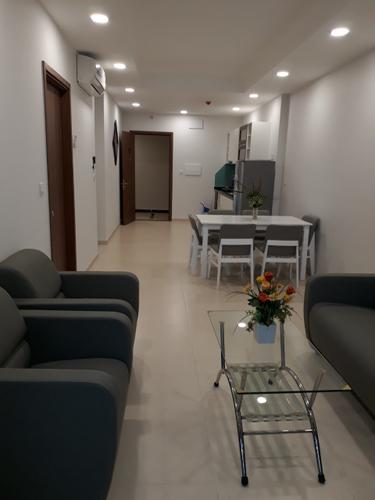 Căn hộ The Pegasuite 1 tầng 10 thiết kế hiện đại, đầy đủ nội thất.