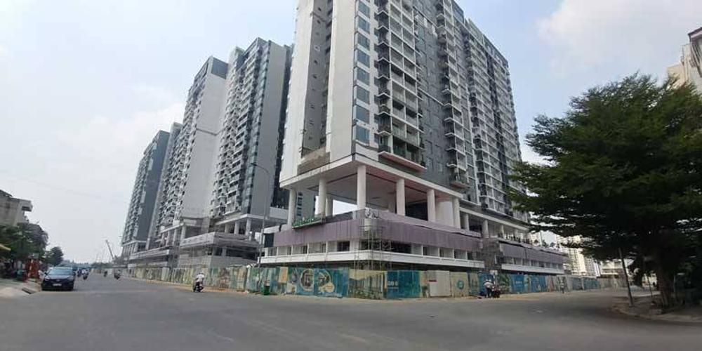 One Verandah, Quận 2 Shophouse One Verandah diện tích 130m2, bàn giao thô.