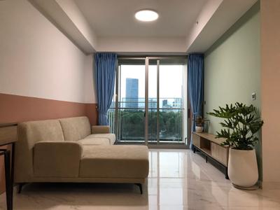 Căn hộ Phú Mỹ Hưng Midtown tầng 5 diện tích 114m2, không gianh thoáng đãng.