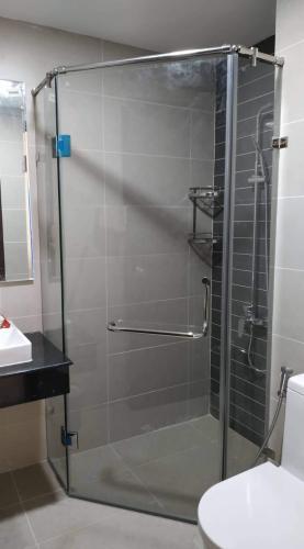 Toilet căn hộ SUNRISE RIVERSIDE Cho thuê căn hộ Sunrise Riverside 2PN, tầng 7, đầy đủ nội thất