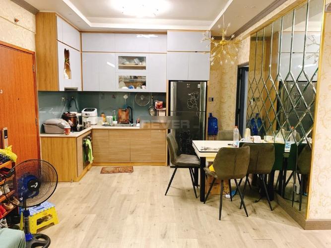Phòng bếp Hưng Ngân Garden, Quận 12 Căn hộ Hưng Ngân Garden ban công hướng Đông, nội thất đầy đủ.