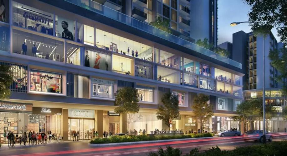 Căn hộ The Metropole Thủ Thiêm, Quận 2 Căn hộ The Metropole Thủ Thiêm tầng 3A có 2 phòng ngủ, nội thất cơ bản.