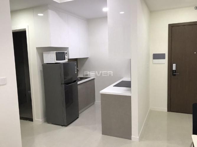 Phòng bếp căn hộ Masteri Millennium, Quận 4 Căn hộ tầng cao Masteri Millennium thoáng mát, đầy đủ nội thất.