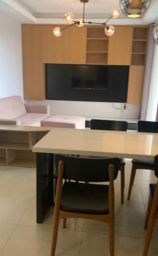 Căn hộ Masteri Thảo Điền, Quận 2 Căn hộ Masteri Thảo Điền tầng 39 đầy đủ nội thất hiện đại.