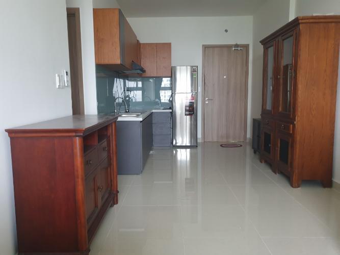 Căn hộ Citisoho diện tích 59m2 gồm 2 phòng ngủ và 2 toilet