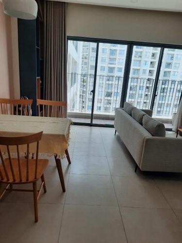 Căn hộ Masteri Thảo Điền tầng 32 view nội khu yên tĩnh, đầy đủ nội thất.