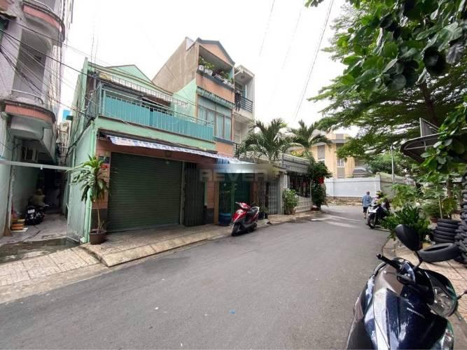 Nhà phố Quận Tân Phú Nhà phố đường xe tải thông tứ tung, diện tích 95.6m2 không nội thất.