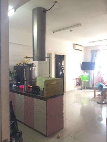 Căn hộ Đạt Gia Residence tầng 12A diện tích 73m2, không gian thoáng đãng.