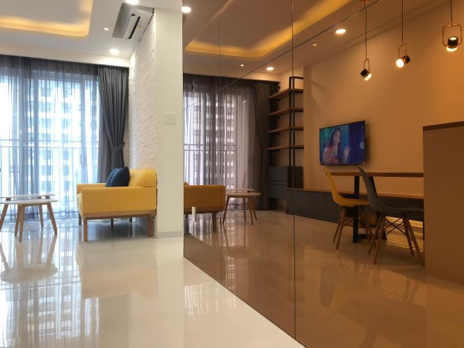 Không gian căn hộ Sunrise Riverside, Huyện Nhà Bè Căn hộ Sunrise Riverside tầng 14 view nội khu, đầy đủ nội thất.