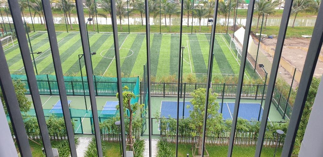 tiện ích Vinhomes Grand Park quận 9 Căn hộ Vinhomes Grand Park tầng 7 nội thất đầy đủ, ban công thoáng mát