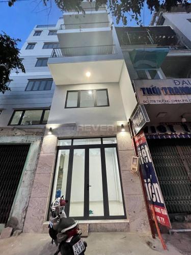 Mặt tiền nhà phố Quận Tân Bình Nhà phố mặt tiền đường Chường Trinh, kiết cấu 1 trệt 4 lầu kiên cố.