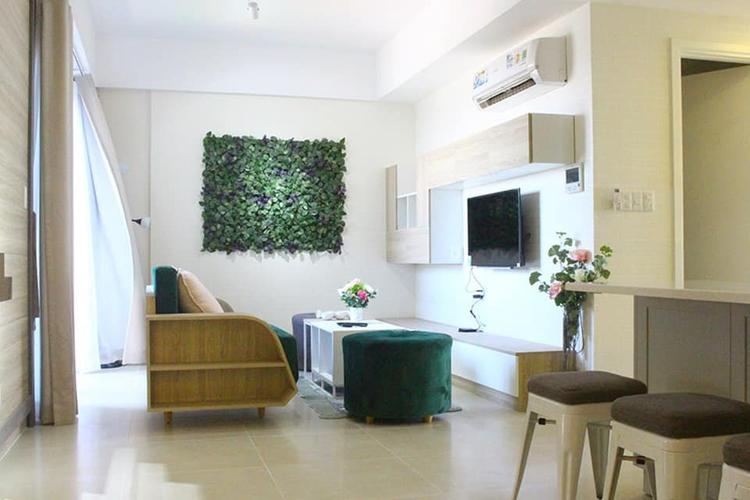 Căn hộ Masteri Thảo Điền, Quận 2 Căn hộ Masteri Thảo Điền tầng 31 diện tích 76.4m2, đầy đủ nội thất.