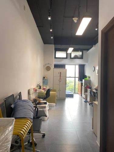 Không gian căn hộ The Sun Avenue, Quận 2 Căn Office-tel The Sun Avenue ban công rộng rãi thoáng mát.