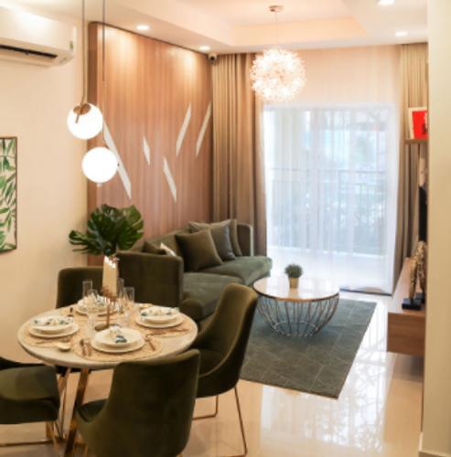 Căn hộ Lavita Charm, Quận Thủ Đức Căn hộ Lavita Charm tầng 11 diện tích 67.3m2, nội thất cơ bản.