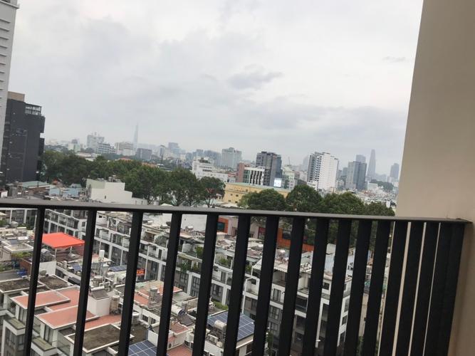 View căn hộ HaDo Centrosa Garden, Quận 10 Căn hộ HaDo Centrosa Garden tầng 11 diện tích 91m2, đầy đủ tiện ích.