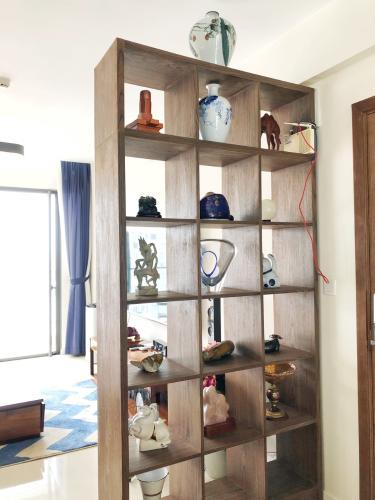 Nội thất Masteri Millennium Quận 4 Căn hộ tầng cao Masteri Millennium nội thất hiện đại, view Q1.