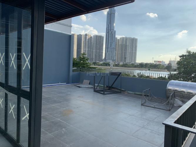 Văn phòng Quận 2 Văn phòng mới xây, sạch đẹp diện tích 120m2, view sông Sài Gòn mát mẻ.