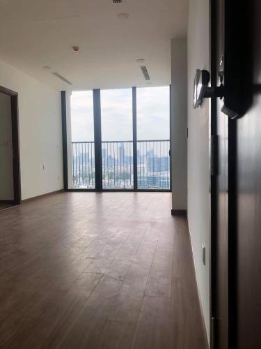 Phòng khách căn hộ Eco Green Saigon , Quận 7 Căn hộ Eco Green SaiGon cửa hướng Bắc, nội thất cơ bản.