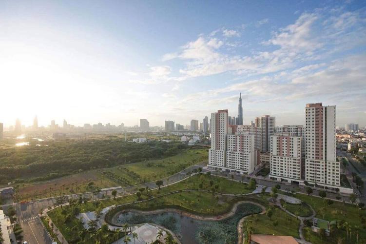 view cảnh căn hộ New City Thủ Thiêm BÁN VÀ CHO THUÊ 1PN- NEW CITY THỦ THIÊM