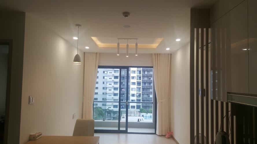 Căn hộ New City Thủ Thiêm tầng 8 nội thất cơ bản, tiện ích đầy đủ.