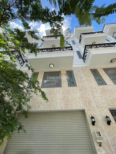 Mặt tiền nhà phố Quận 12 Nhà phố tại dự án Bảo Khang Residence diện tích 51.6m2, đầy đủ tiện ích.