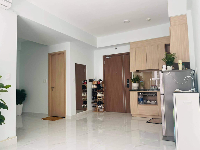 Căn hộ Lovera Vista, Huyện Bình Chánh Căn hộ Lovera Vista tầng 9 thiết kế 1 phòng ngủ, đầy đủ nội thất.