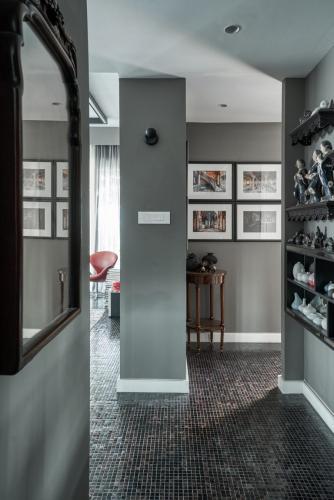 Không gian căn hộ Gateway Thảo Điền, Quận 2 Căn hộ Gateway Thảo Điền nội thất nhập khẩu, được đăng trên tạp chí Elle Decoration 2019