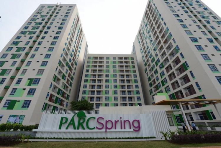 Bán căn hộ PARCSpring 3 phòng ngủ, tầng 1, đầy đủ nội thất