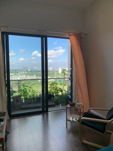 Căn hộ Mizuki Park tầng 20 view đón gió thoáng mát, nội thất cơ bản.