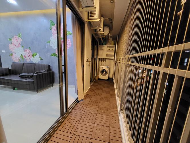 Căn hộ The Sun Avenue, Quận 2 Căn hộ The Sun Avenue tầng 17 diện tích 96m2, đầy đủ nội thất.