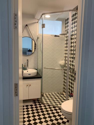Phòng tắm , Căn hộ Vista Verde , Quận 2 Căn hộ Vista Verde tầng 20 view thoáng mát, đầy đủ nội thất hiện đại.