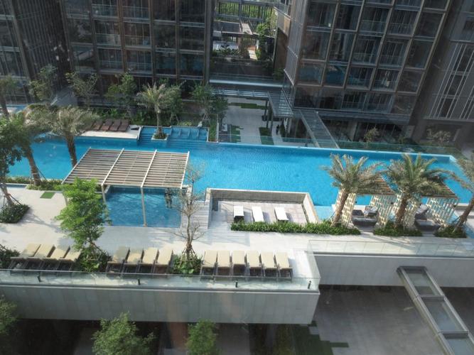 View căn hộ Empire City, Quận 2 Căn hộ Empire City tầng 6 diện tích 01.89m2, tiện ích đa dạng.