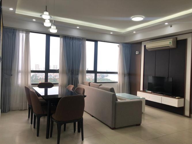 Căn hộ Masteri Thảo Điền tầng 23 view thoáng mát, đầy đủ nội thất.