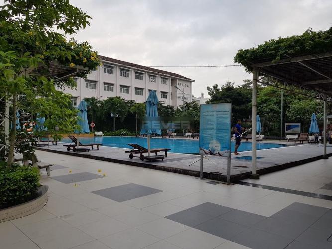 TIện ích căn hộ Him Lam Chợ Lớn, Quận 6 Căn hộ tầng 20 Him Lam Chợ Lớn đầy đủ nội thất, view thành phố sầm uất.