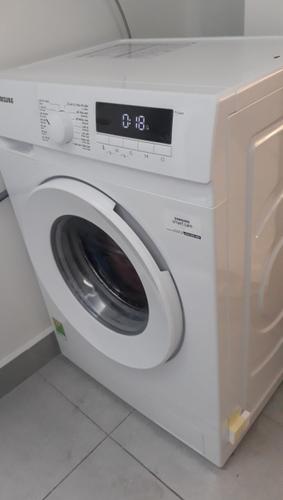 Máy giặt Căn hộ Empire City tầng 4 thiết kế 1 phòng ngủ, đầy đủ nội thất.