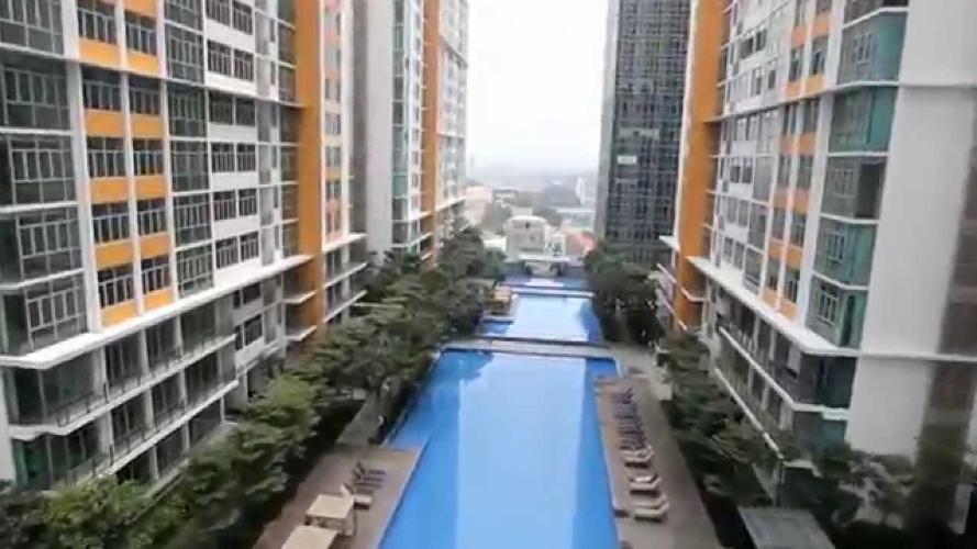 The Vista An Phú Căn hộ The Vista An Phú view thành phố, tầng cao đón gió mát.