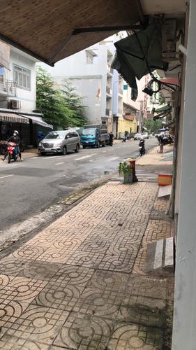 Đường trước mặt bằng kinh doanh Quận 5 Mặt bằng kinh doanh đường Tân Hưng, diện tích 36m2 vuông vức.