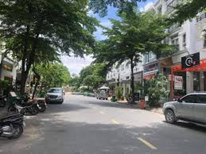 Đường Cao Triều Phát 12m Nhà phố mặt tiền đường Cao Triều Phát rộng 12m, thuận tiện kinh doanh
