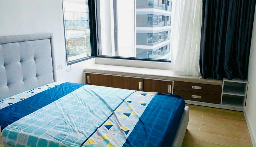 Căn hộ Kingdom 101, Quận 10 Căn hộ Kingdom 101 tầng 28 diện tích 72m2, bàn giao đầy đủ nội thất.