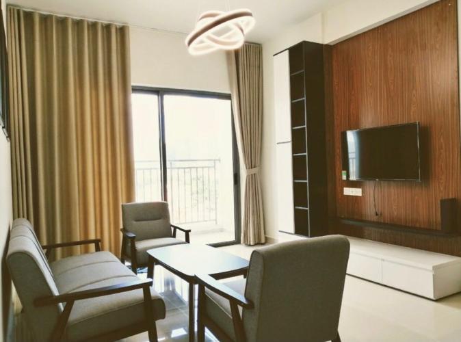 Không gian căn hộ The Sun Avenue, Quận 2 Căn hộ The Sun Avenue ban công rộng rãi, đón gió và nắng thoáng mát.