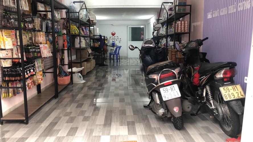 Mặt bằng kinh doanh đường Tân Hưng, diện tích 36m2 vuông vức.