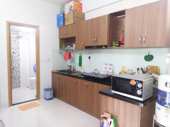khu vực bếp căn hộ Tecco Central Home Căn hộ Tecco Central Home đầy đủ cơ bản, bàn giao ngay.