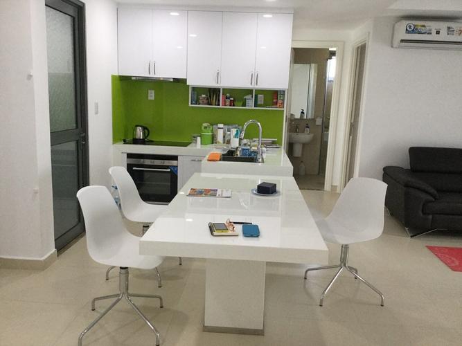 Căn hộ Masteri Thảo Điền, Quận 2 Căn hộ Mastteri Thảo Điền tầng 34 view thoáng mát, đầy đủ tiện ích.