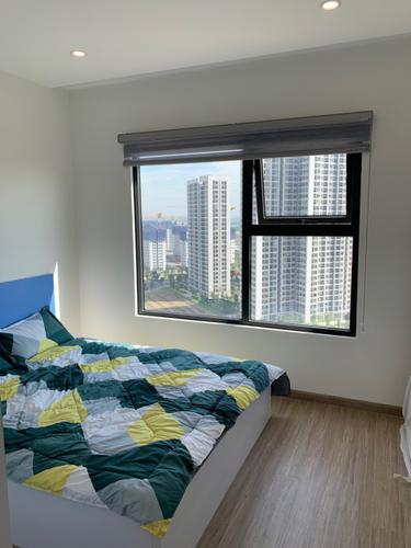 Căn hộ Vinhomes Grand Park, Quận 9 Căn hộ Vinhomes Grand Park tầng 9 có 3 phòng ngủ, đầy đủ nội thất.