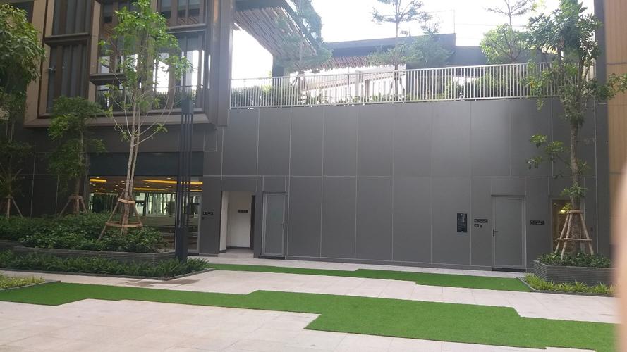 Tiện ích căn hộ Empire City, Quận 2 Căn hộ Empire City tầng 2 thiết kế hiện đại, đầy đủ tiện ích.