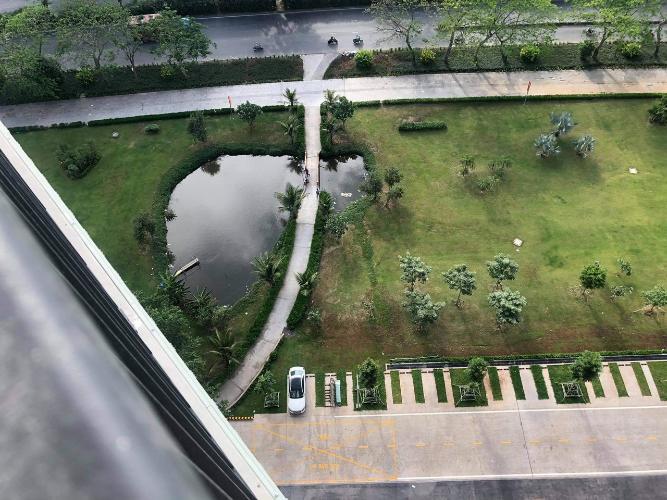 View căn hộ Eco Green Saigon , Quận 7 Căn hộ Eco Green SaiGon cửa hướng Bắc, nội thất cơ bản.