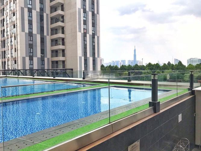 Tiện ích căn hộ Centana Thủ Thiêm, Quận 2 Căn hộ Centana Thủ Thiêm tầng 21 cửa hướng Tây, view thành phố thoáng mát.