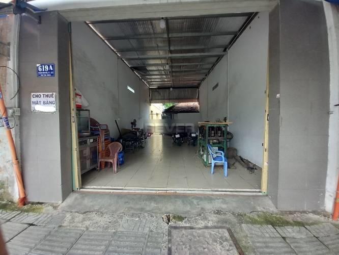 Mặt bằng kinh doanh diện tích 55m2 đường Phạm Văn Chí, không nội thất.