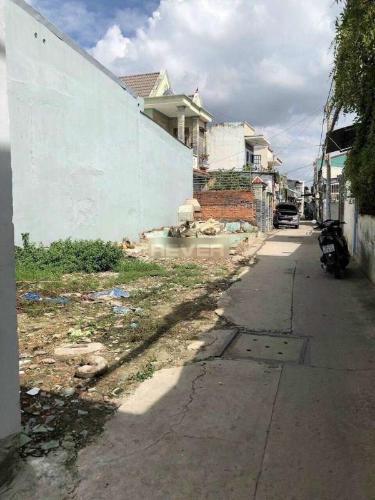 Đất nền mặt tiền hẻm xe hơi đường Nguyễn Bính, diện tích 79.3m2.