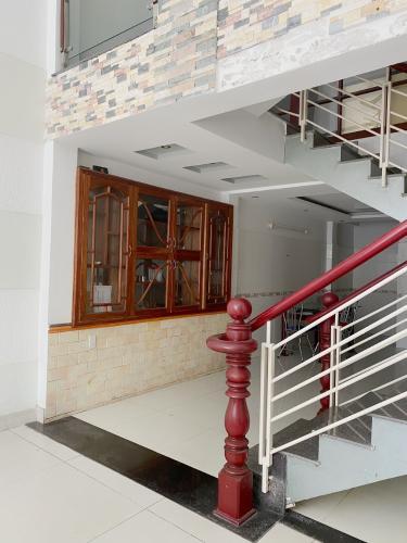 Nhà phố Trần Thái Tông, Tân Bình Nhà phố diện tích sử dụng 240m2, nằm trong khu dân cư an ninh.